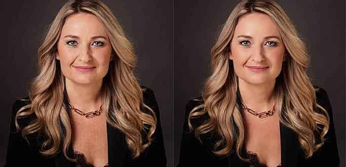 body photography retouching photoshop