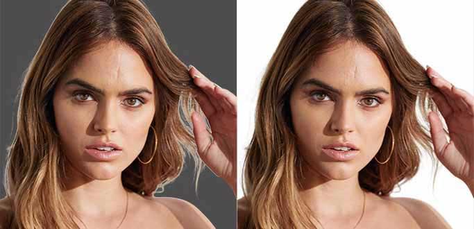 model-hair-masking-service