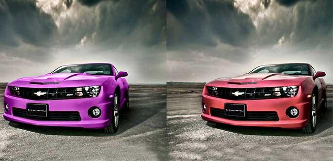 car-photo-color-correction-service