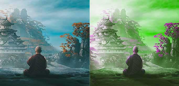 landscape-image-manipulation