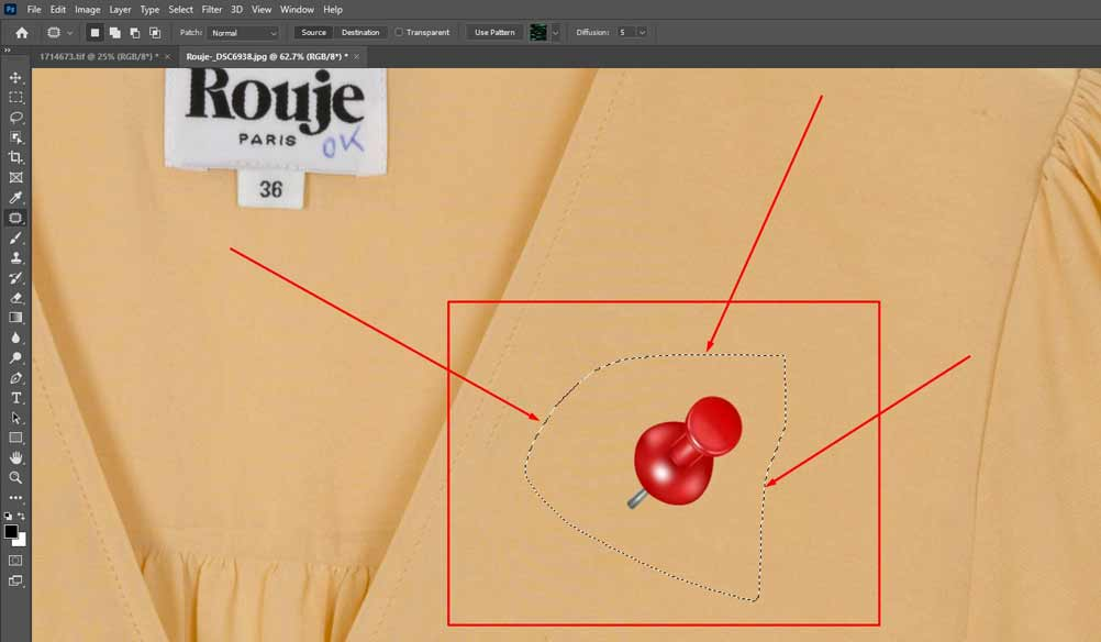 draw-a-line-around-the-object