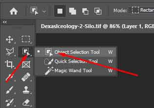 select-object-selection-Tool-from-the-tool-panel