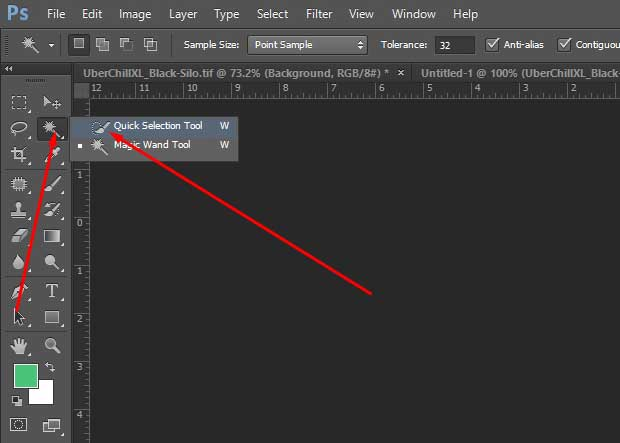 select-the-magic-wand-tool-from-the-tool-panel